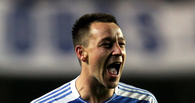 John Terry: Chelsea captain looks forward to Barca tussle in Champions League