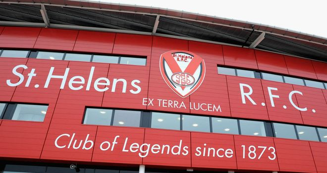St Helens: Super League club have formed partnerships with Rochdale and Whitehaven