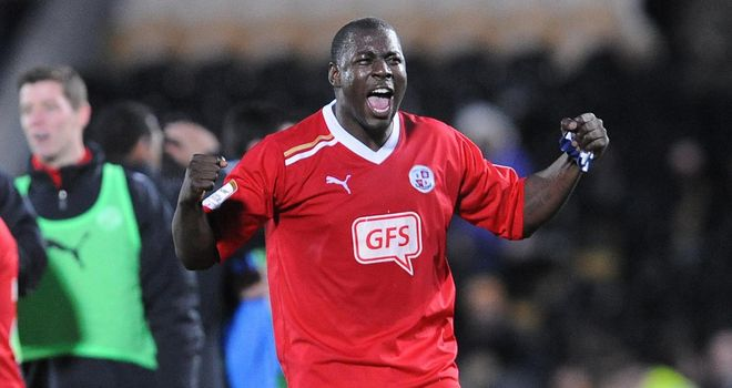 Pablo Mills: Weighing up a move to France with Boulogne FC
