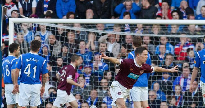 Ian Black: No hard feelings towards Hearts after being told his contract would not be renewed