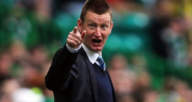Steve Lomas: Working hard to bring fresh faces into St Johnstone