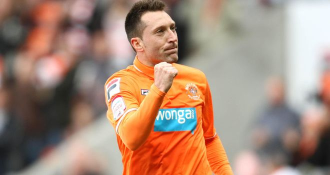 Stephen Dobbie: Swansea forward flattered by Celtic link and still wanted back at Blackpool
