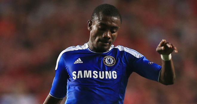 Salomon Kalou: Moving to France after six years with Chelsea