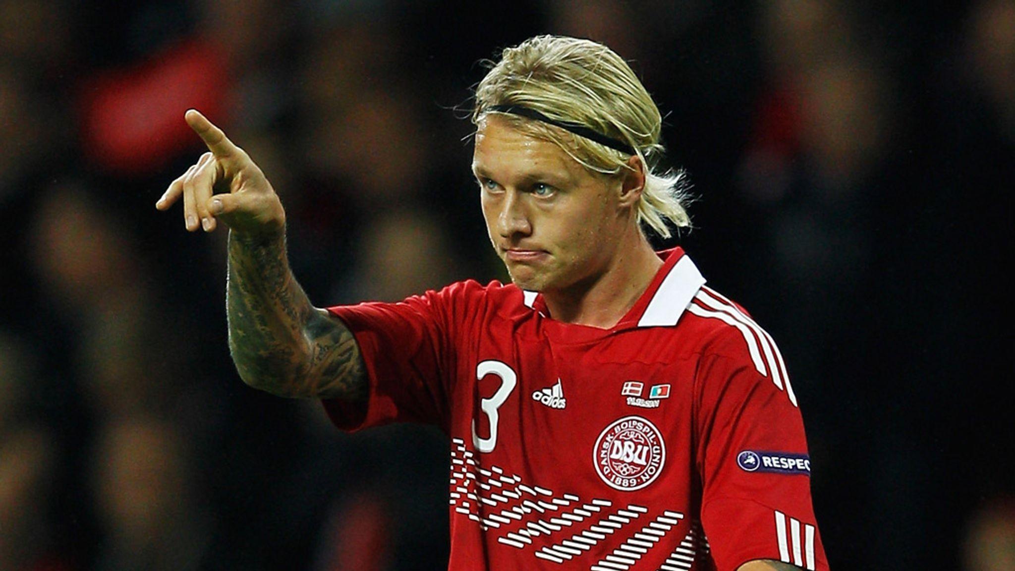 Transfer news: Danish defender Simon Kjaer joins Lille from Wolfsburg | Football News | Sky Sports