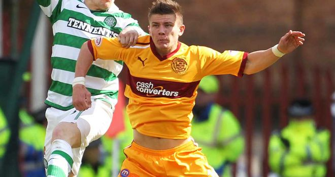 Shaun Hutchinson: Subject of a failed offer as Motherwell aim to keep the defender and Nicky Law