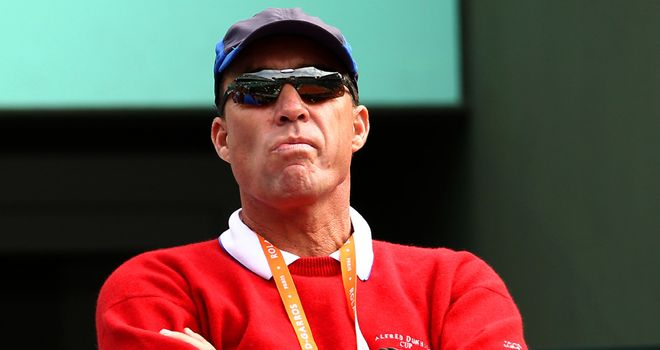 Ivan lendl: Adding some steel to Murray's game