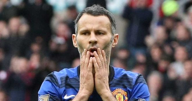 Ryan Giggs: Couldn't hide disbelief in 2011/12 final day drama