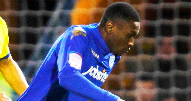 Kelvin Etuhu: Has signed a one-year contract at Barnsley after deciding to leave Portsmouth