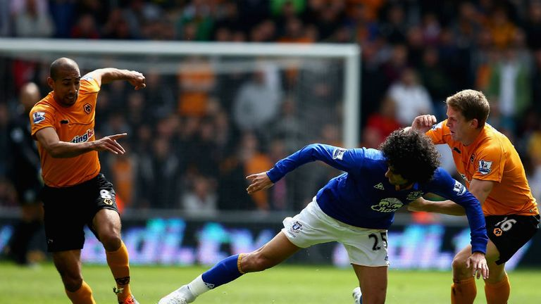 Wolves 0 - 0 Everton - Match Report & Highlights