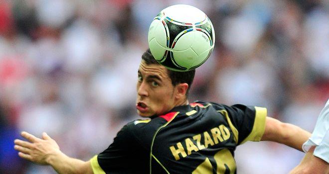 Eden Hazard: Belgium international opted to join Chelsea despite interest from Manchester United