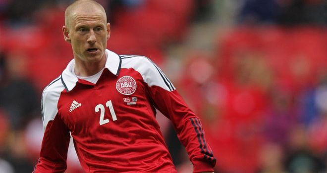 Niki Zimling: Has joined Mainz from Club Brugge