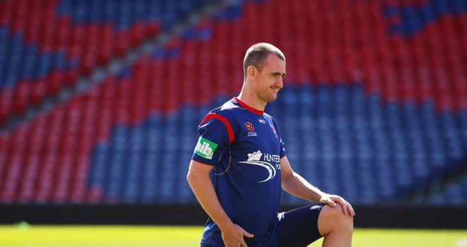 Francis Jeffers: Back in England