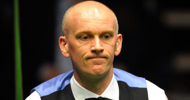 Peter Ebdon: The veteran knocked Judd Trump out of the China Open