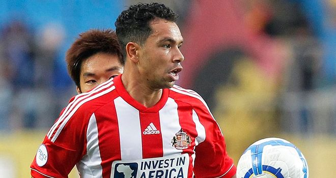 Kieran Richardson: Joined Fulham from Sunderland for an undisclosed fee
