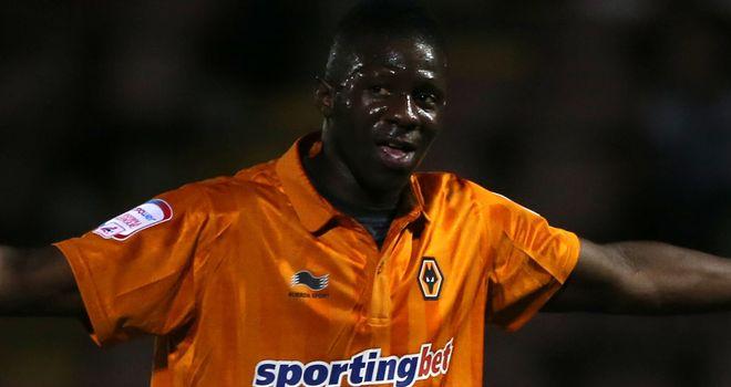 Bakary Sako: Staying with Wolves, says manager Stale Solbakken