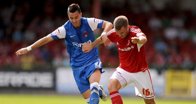 Williams: Salvaged point for Town