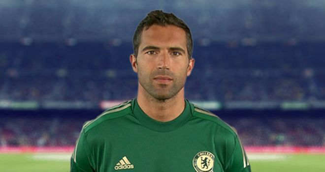 Henrique Hilario: Has signed a one-year contract at Chelsea