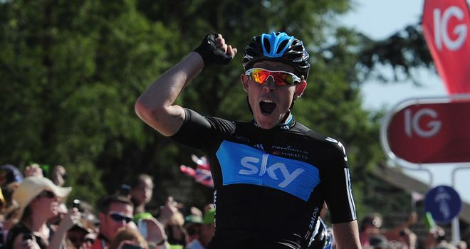 Rowe: First pro victory