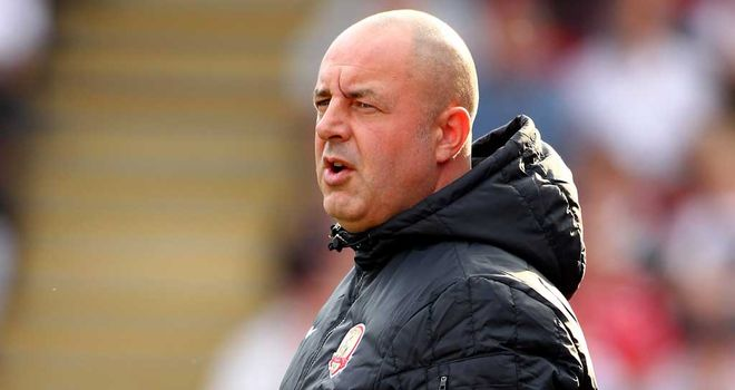Keith Hill: Is adamant he won't walk away from struggling Barnsley