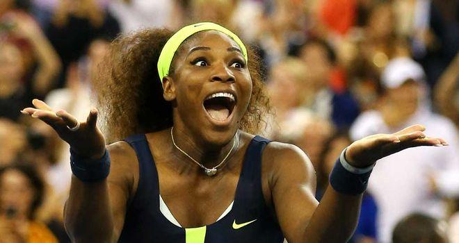 Serena Williams: Favourite in Turkey
