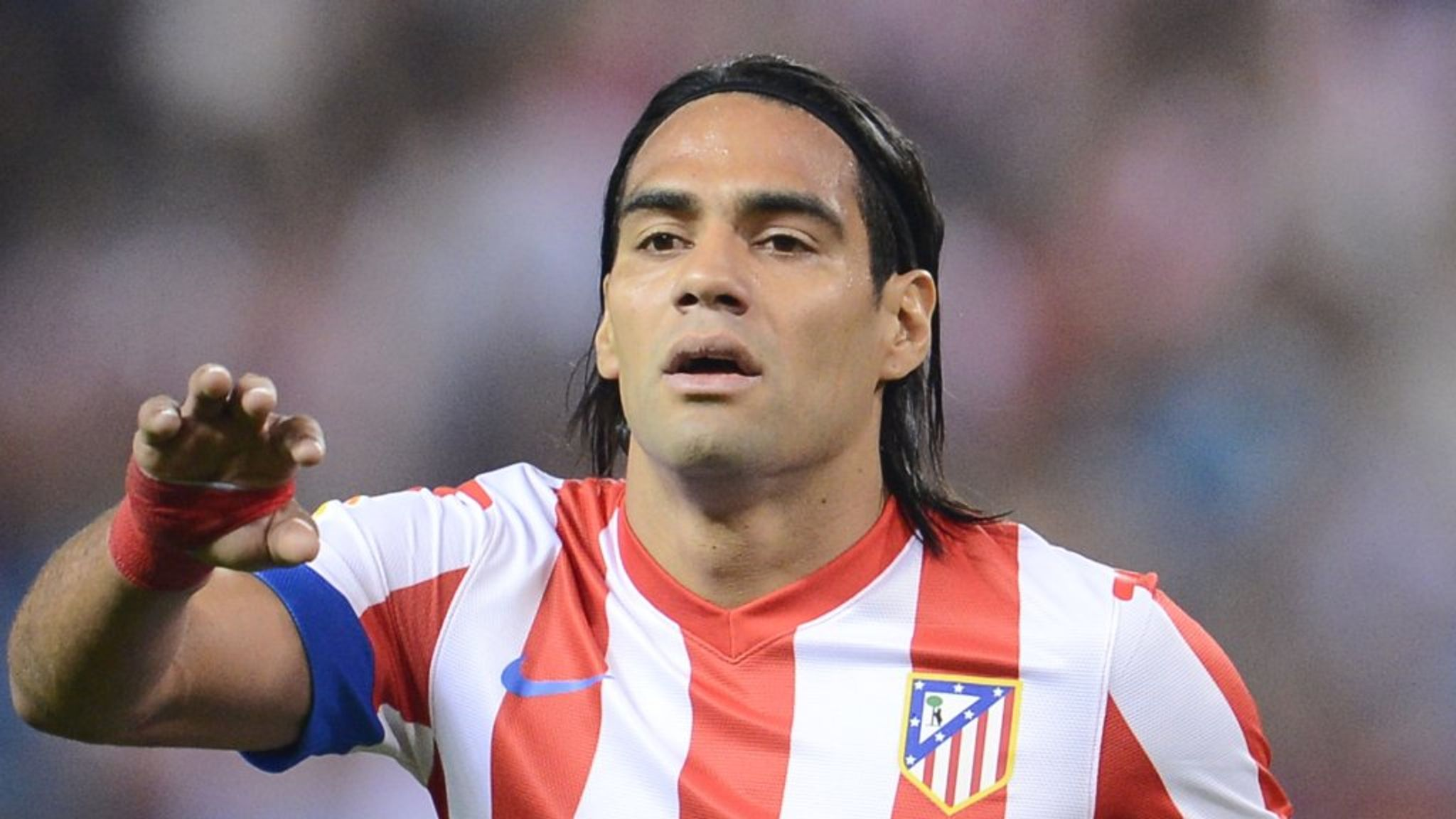 Atletico Madrid expect Chelsea and Manchester City target Radamel Falcao to  stay   Football News