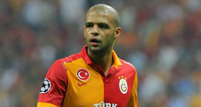 Felipe Melo: Played for Brazil in the 2010 World Cup