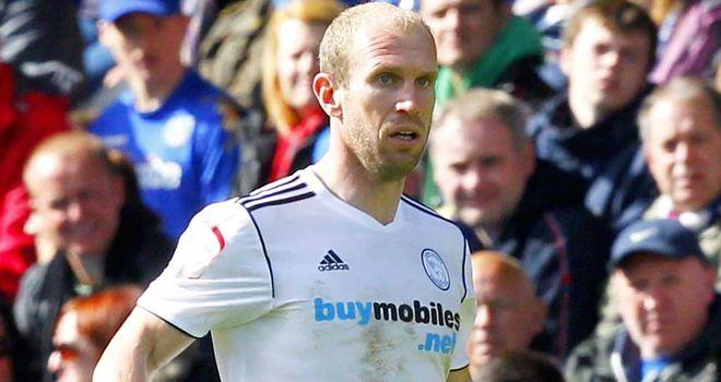 Gareth Roberts: Serving a three-match ban