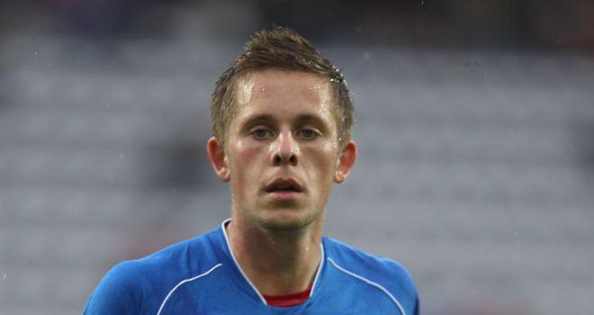 Gylfi Sigurdsson: Notched brace for Iceland