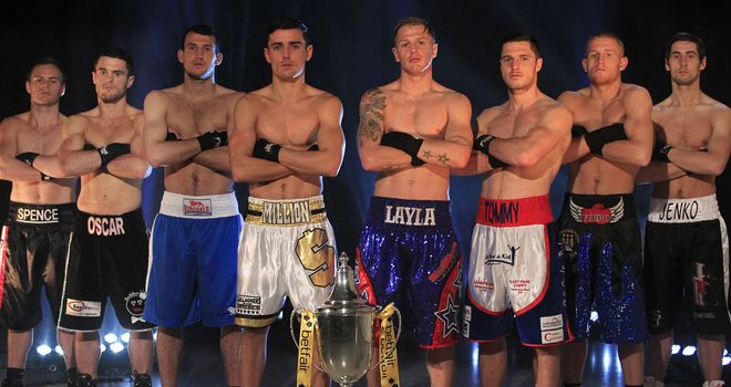 Prizefighter cruiserweights betting lines gericom 1st supersonic m6t msw betting