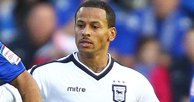 DJ Campbell: Has been on loan at Ipswich this season