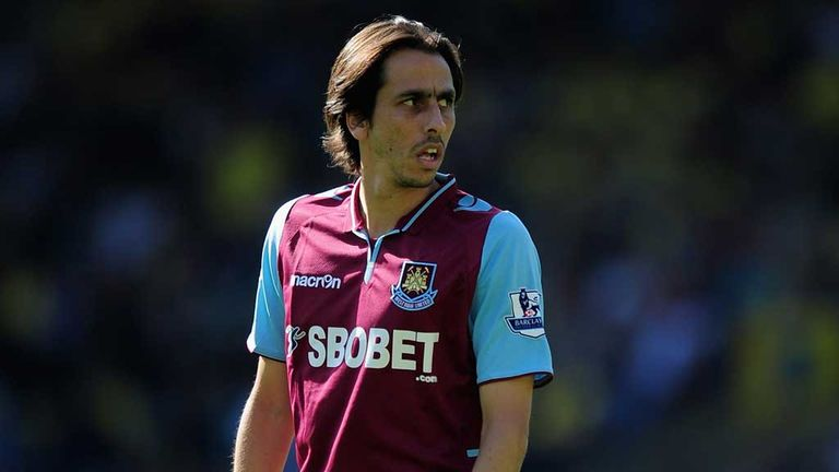 Yossi Benayoun: Disappointed by West Ham chants during the game at Tottenham