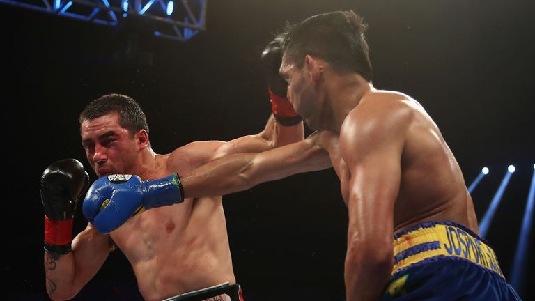 Amir Khan: 'benefitted from a shrewd piece of match-making from his comeback fight'