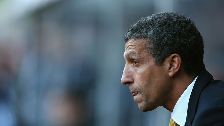 Chris Hughton: Norwich manager ready for a Boxing Day clash with possible title winners Chelsea