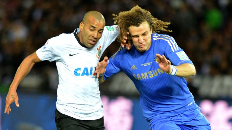 Chelsea were beaten by Corinthians in the final of the 2012 Club World Championship in Japan