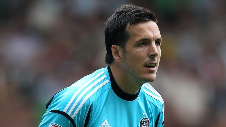 Jamie Langfield: Earned a point for Aberdeen with some fine saves