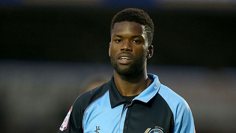 Joel Grant: One of three new signings for Yeovil on Wednesday