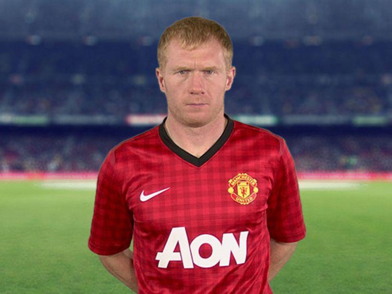 100% authentic 97fc6 87d15 Paul Scholes | Player Profile | Sky Sports Football