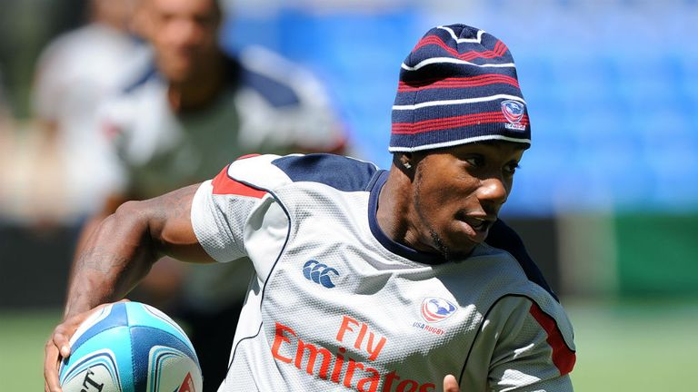Carlin Isles: the fastest man in rugby.