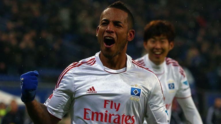 Dennis Aogo inspired Hamburg's victory