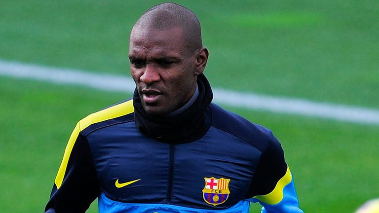 Transfer news: Eric Abidal claims to have interest from