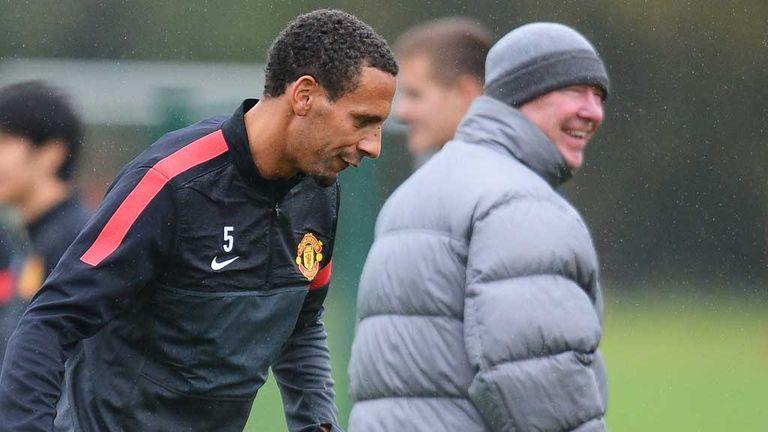 Rio Ferdinand: Confident over future at Manchester United despite lack of contract discussions