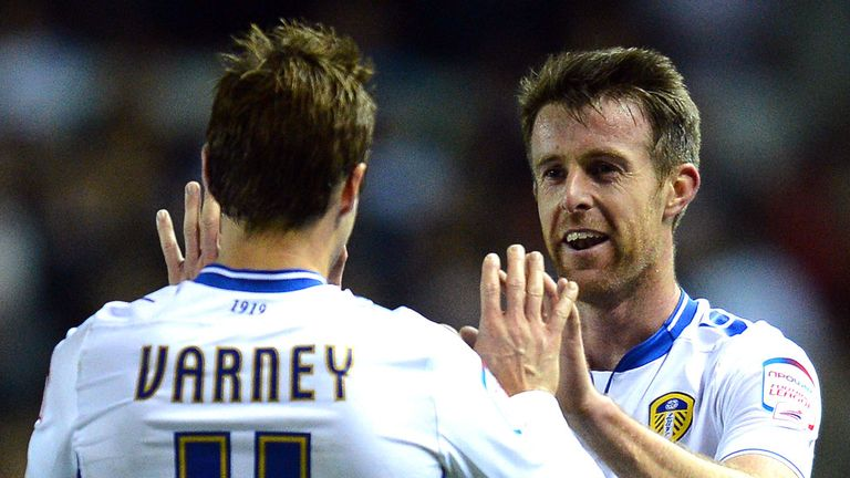 Michael Tonge: Former Stoke midfielder has joined Leeds on a permanent deal
