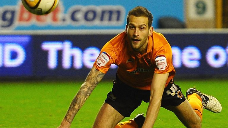 Roger Johnson joined Wolves in 2011