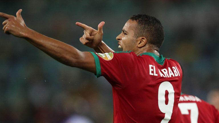 Youssef El Arabi: Scored the equaliser
