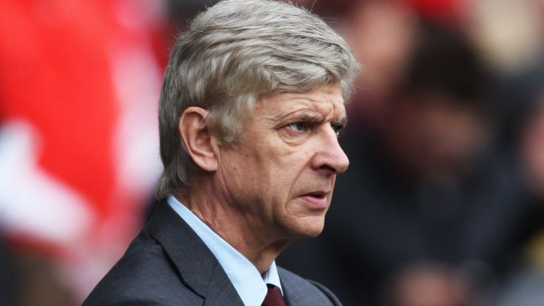 Arsene Wenger: Insists players will have to come in before any leave the Emirates