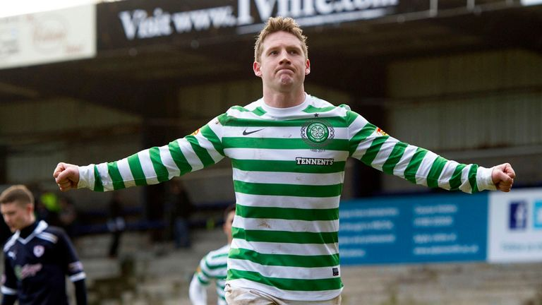 Kris Commons struck the first from the penalty spot