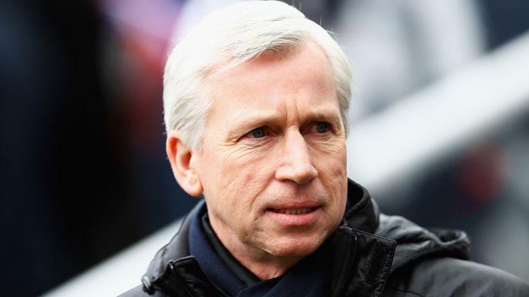Alan Pardew: Can shoulder criticism aimed at him
