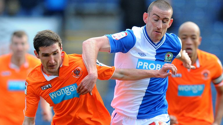 David Jones: Blackburn are hoping to snap up former loan star as a free agent