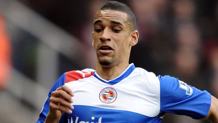 Blackman played 11 times in the Premier League for Reading - making 113 appearances in total for the Royals during a four-year spell