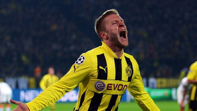 Jakub Blaszczykowski: Signed a new five-year deal with Dortmund